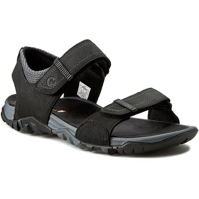 Sandals MERRELL - Telluride Strap J71101 Black