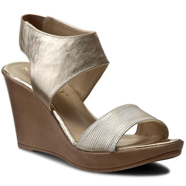 Sandals KARINO - 1501/143-P Gold