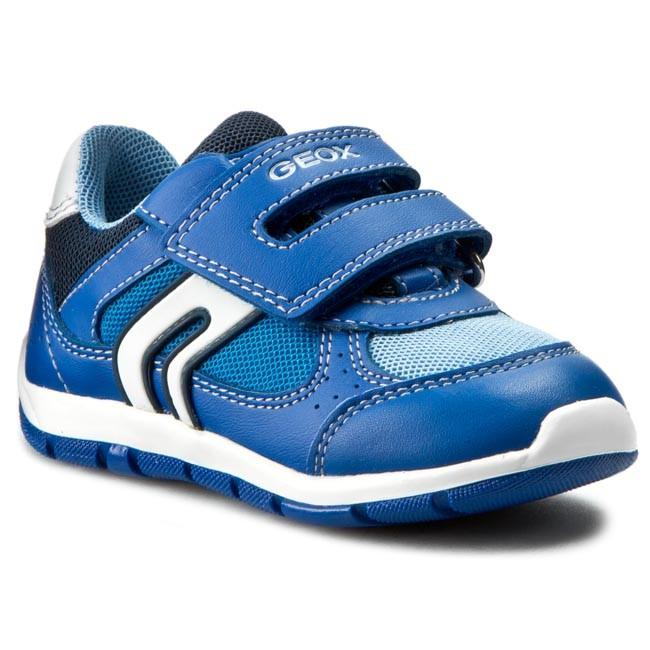 Shoes GEOX - B Shaax B. B B6232B 0BC14 C4380 Royal/Sky