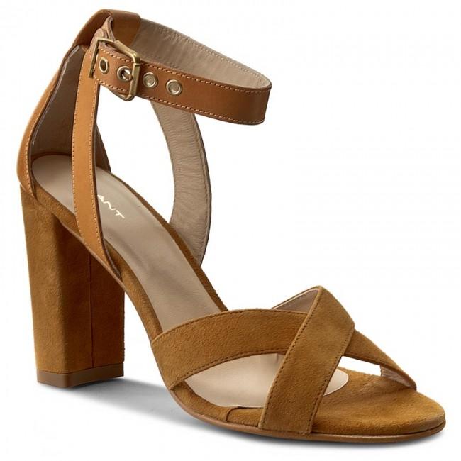 Sandals GANT - Harper 12503251 Cognac G45
