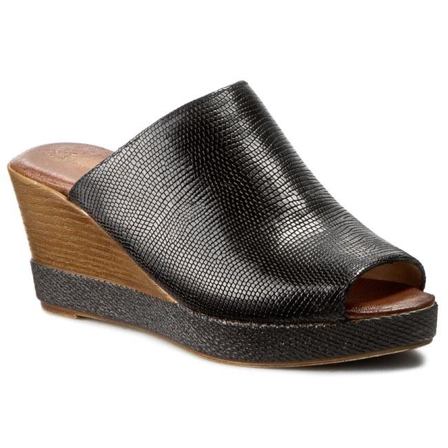 Slides MACIEJKA - 2539A-01/00-5 Black