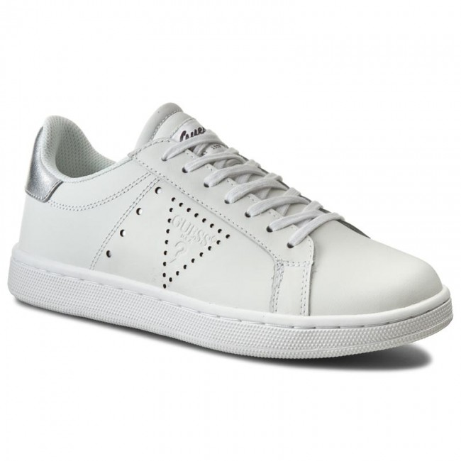 Sneakers GUESS - Rhys FMRHY2 LEA12 WHISI