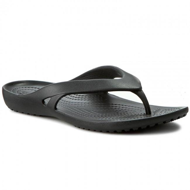 Slides CROCS - Kadee II Flip W 202492 Black