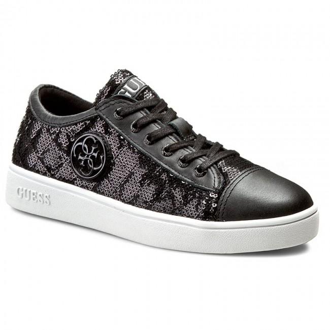 Sneakers GUESS - Ghelda FLGHE1 SAT12 BLACK