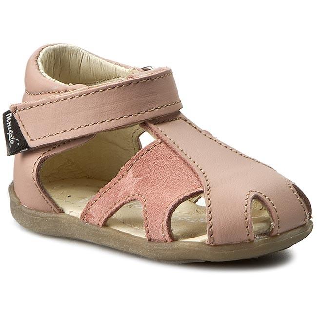 Sandals MRUGAŁA - 1111-44 Pink
