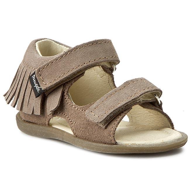 Sandals MRUGAŁA - 1145-22 Beige