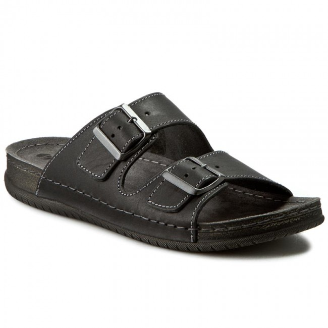 Slides INBLU - TH000005 Black