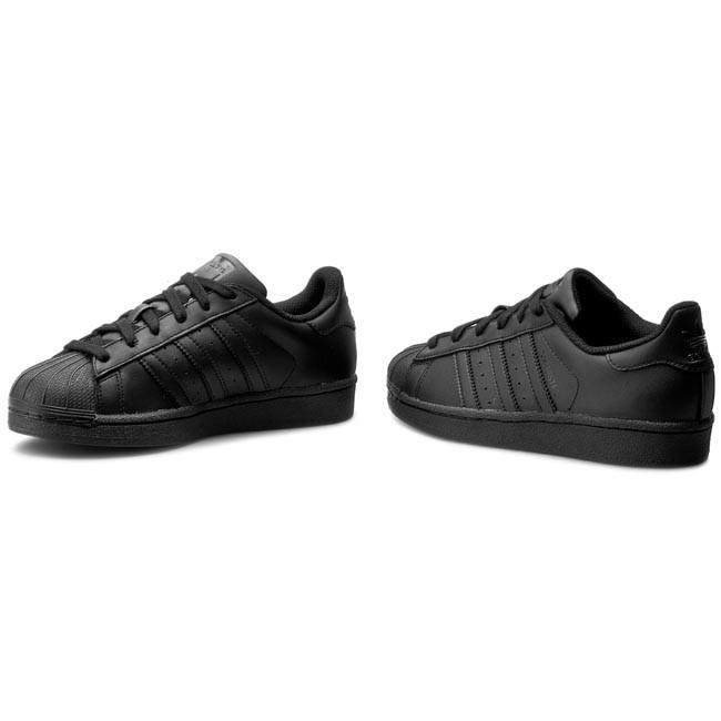 online store 3123b a073e Shoes adidas - Superstar Foundation J B25724 Cblack