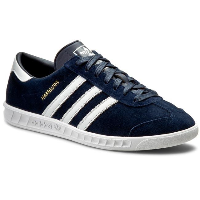 Shoes adidas - Hamburg S74838 Conavy/Ftwwht/Goldmt