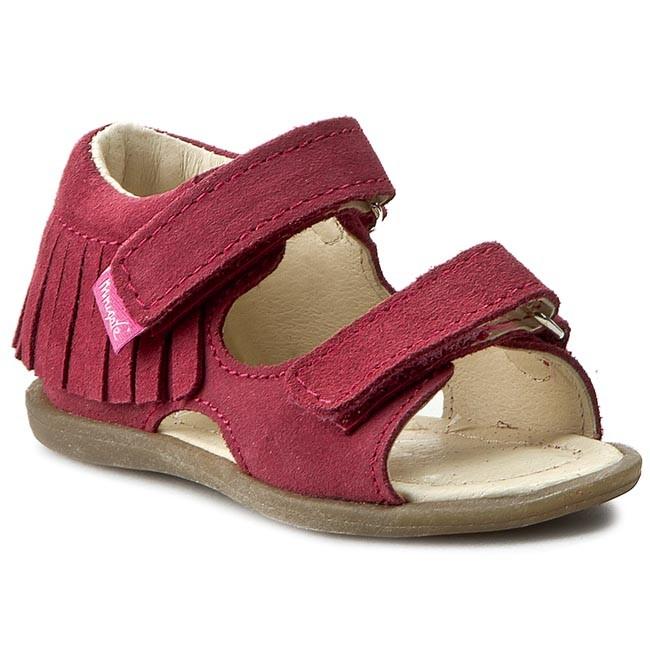 Sandals MRUGAŁA - 1145-44 Malina