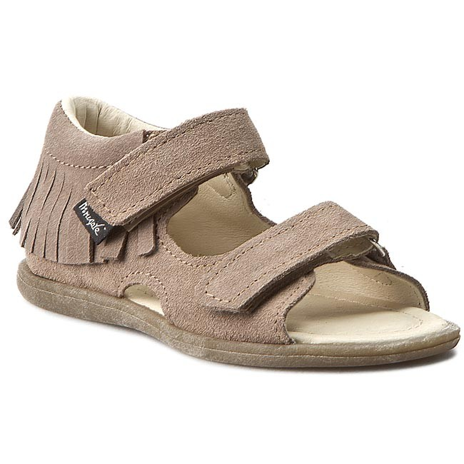Sandals MRUGAŁA - 1245-22 Beige