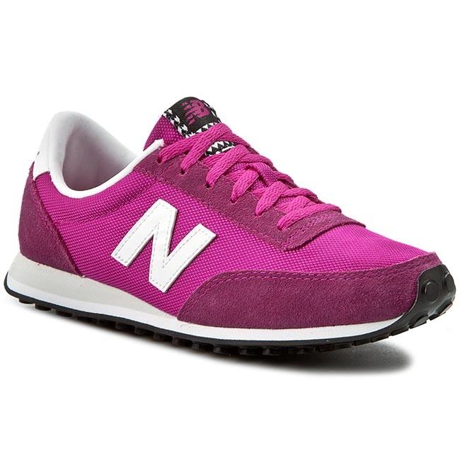 Sneakers NEW BALANCE - Classics WL410VIA Pink Purple
