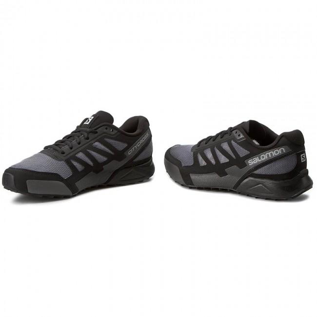 grossiste 7a865 0bedf Shoes SALOMON - City Cross Aero 371306 26 W0 Black