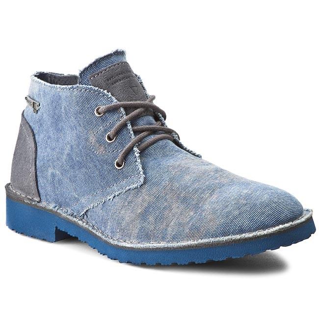 Boots GUESS - Hu3 FMHU32 FAB09 BLUE