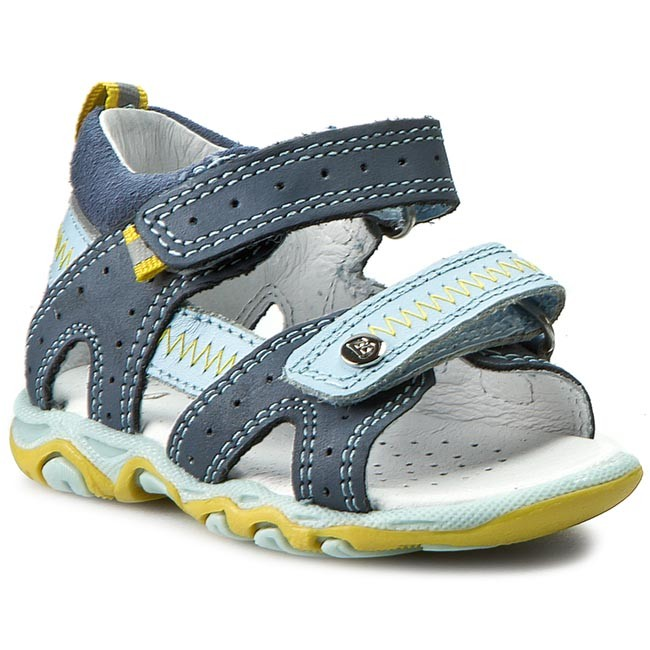 Sandals BARTEK - 81824-170 Blue Grey
