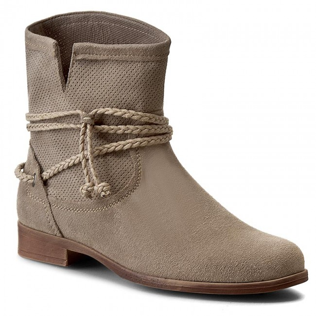 Boots S.OLIVER - 5-25403-26 Taupe 341