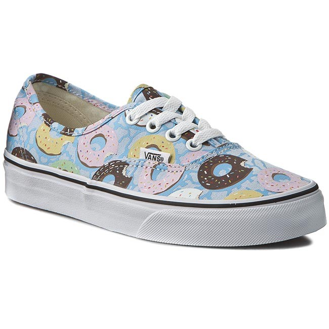 Plimsolls VANS - Authentic VN0003B9IFF Skyway/Donuts (Late Night)