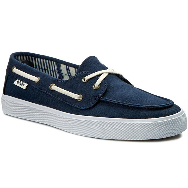 Plimsolls VANS Chauffette Sf VN0004K8IH2 Dress Blues (Multi Stripe)