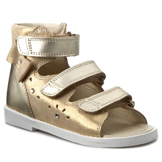 Sandals BARTEK - 86803-8/1EC Gold