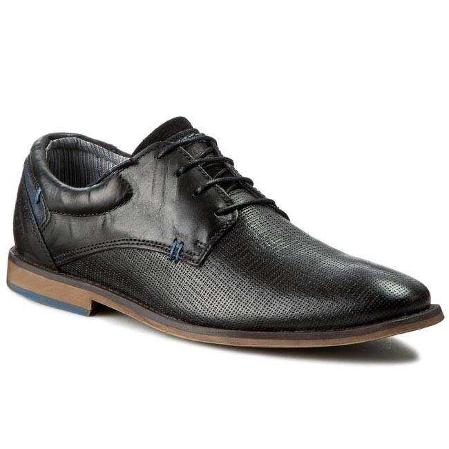 Shoes S.OLIVER - 5-13200-36 Black/Denim 083