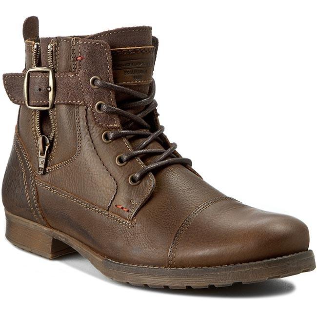Knee High Boots S.OLIVER - 5-15219-25 Tan Comb 391