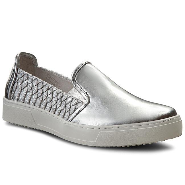 Plimsolls INUOVO - 6035 Silver/Silver