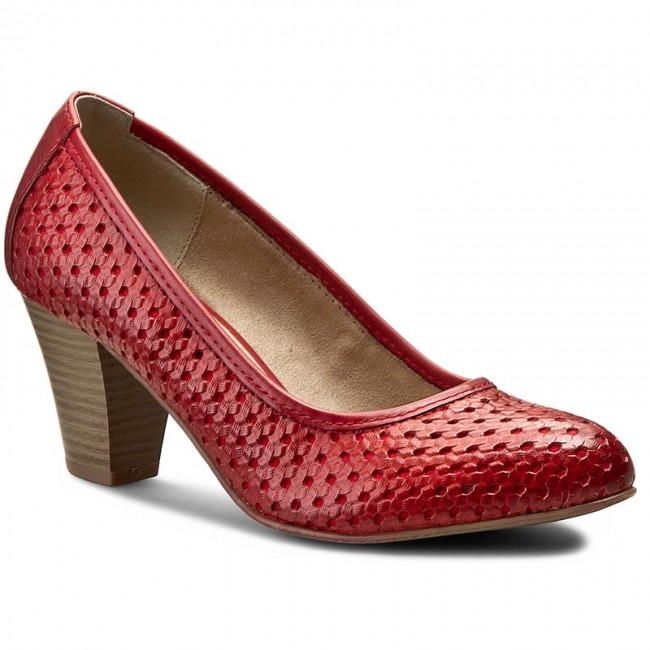 Shoes JANA - 8-22401-26 Chili 533