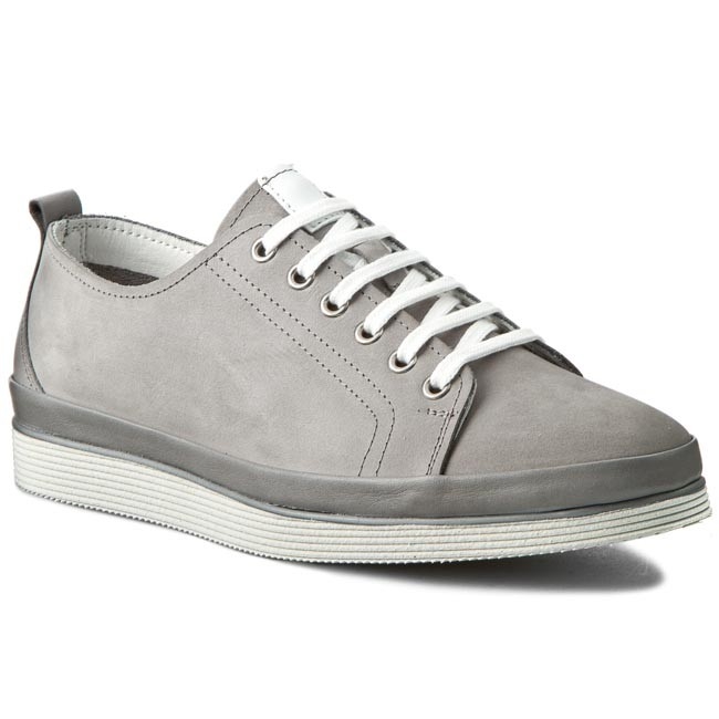 Shoes JANA - 8-23608-26 Lt.Grey 204