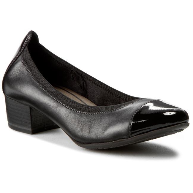 Shoes MARCO TOZZI - 2-22307-26 Black Antic 002