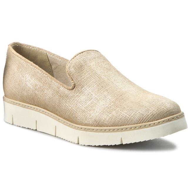 Shoes MARCO TOZZI - 2-24613-26 Dune Metallic 412