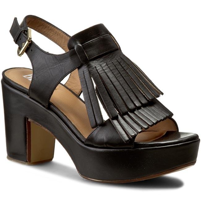 Sandals BRUNO PREMI - BY BPRIVATE Softy E0901X Nero