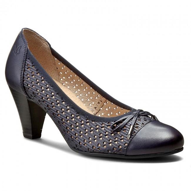 Shoes CAPRICE - 9-22504-26 Ocean 803
