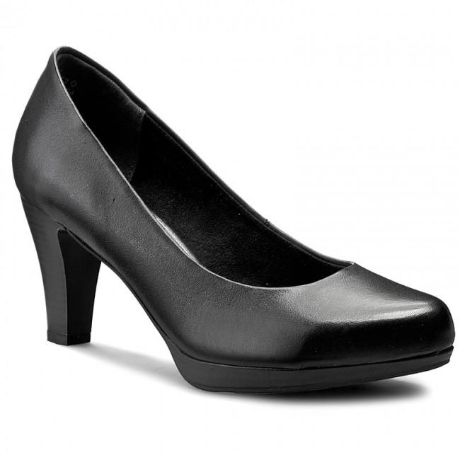 Shoes MARCO TOZZI - 2-22408-26 Black Antic 002