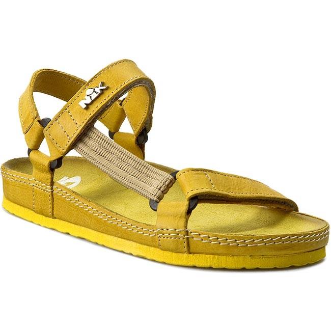 Sandals NIK - 07-0090-042 Yellow