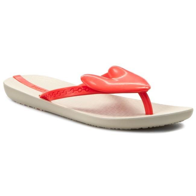 Slides IPANEMA - N Summer Love Fem 80676 Beige/Red 21761