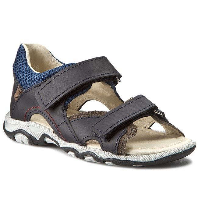 Sandals MRUGAŁA - 1201-70 Granat Lico