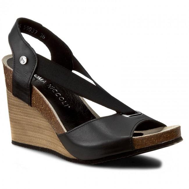 Sandals GIATOMA NICCOLI - 07-0165-005 Black
