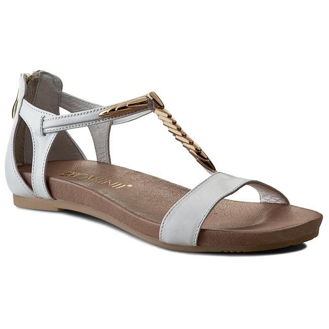 Sandals CARINII - B3619 Primavera Bianco