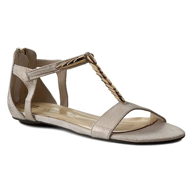 Sandals CARINII - B3290 Dave Met.6715