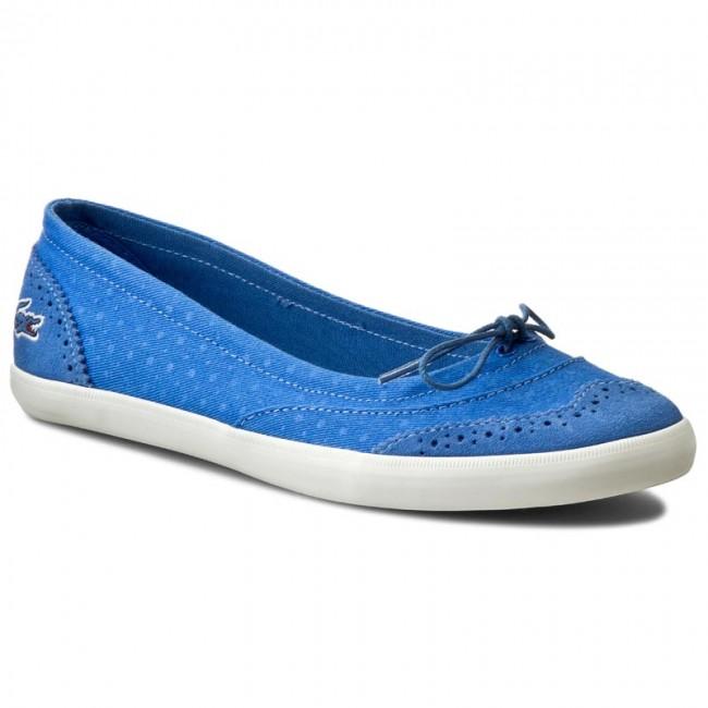 Shoes LACOSTE - Loxia 216 1 Caw 7-31CAW0136125 Blu