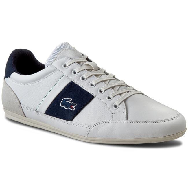 Sneakers LACOSTE - Chaymon 216 1 Spm 7-31SPM0081042 Wht/Nvy