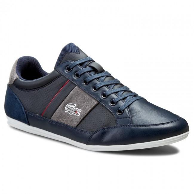 Sneakers LACOSTE - Chaymon 216 1 Spm 7-31SPM00818T5 Nvy/Lt Gry