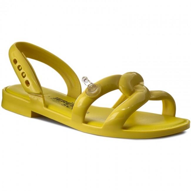 Sandals MELISSA - Tube Sandal + Jeremy S 31844 Neon Yellow 01661