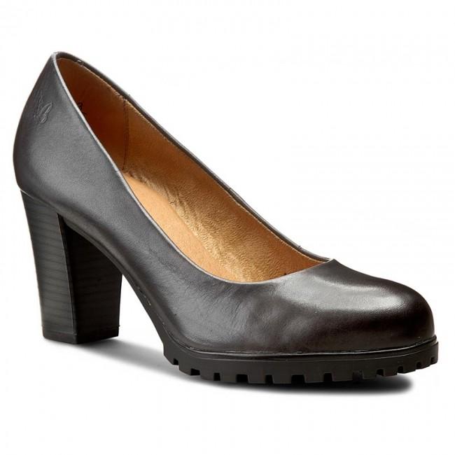 Shoes CAPRICE - 9-22400-27 Grey Nappa 203