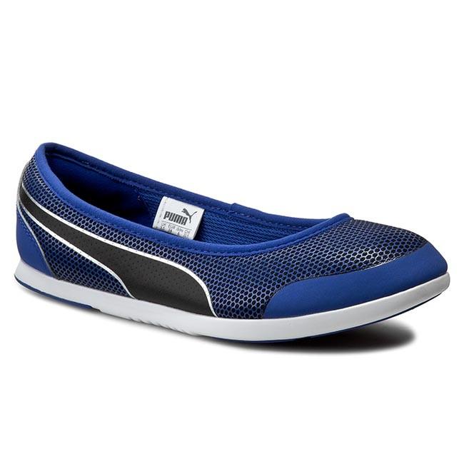 Flats PUMA - Modern Soleil Ballerina 359949 01 Dazzling Blue/Black