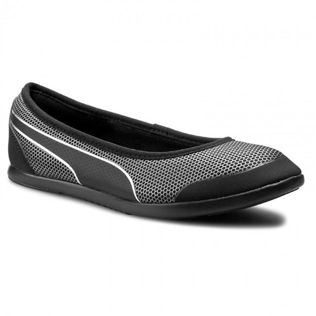 Flats PUMA - Modern Soleil Ballerina 359949 02 Black/Black
