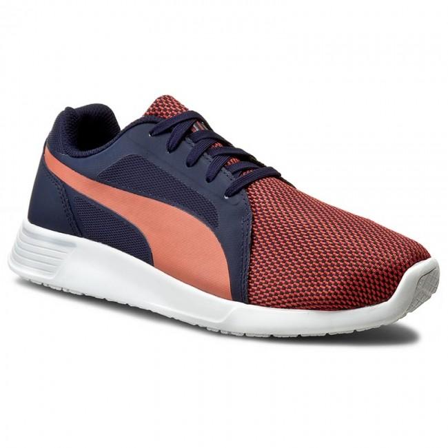 Shoes PUMA - St Trainer Evo Tech 360478 05 Fluo Peach/Peacoat