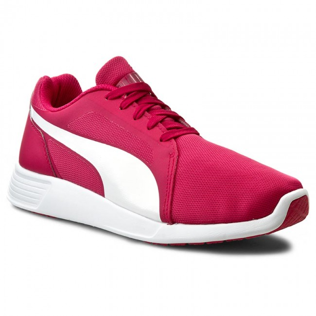 Shoes PUMA - St Trainer Evo 359904 05 Rose Red/White