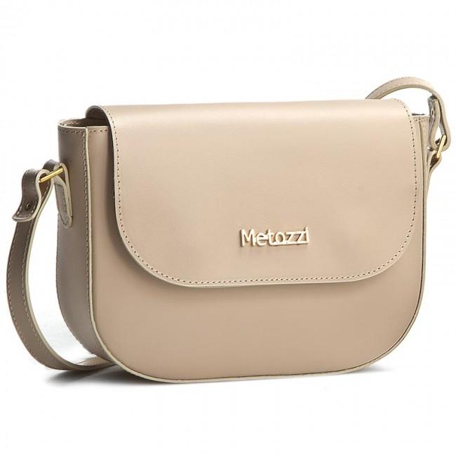 Handbag METOZZI - 971 Beż