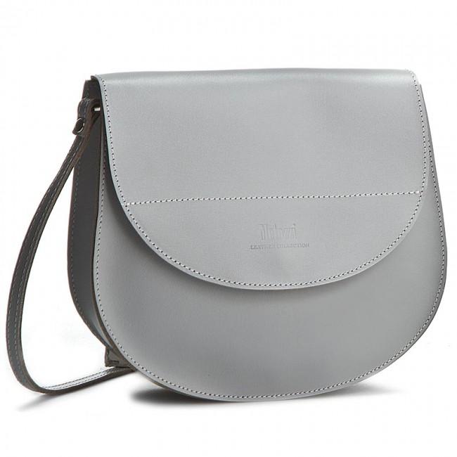 Handbag METOZZI - 8590 Szary